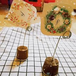 热水瓶塞小制作 DIY创意照片框/图画框教程