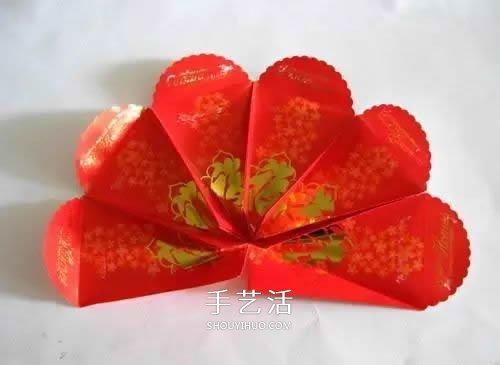 红包怎么做手工 用红包制作新年灯笼的方法 -  www.shouyihuo.com