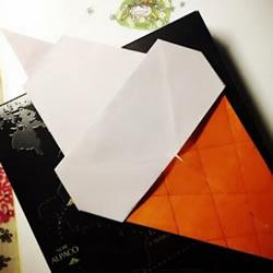儿童手工折纸冰激凌的教程 学起来很简单!