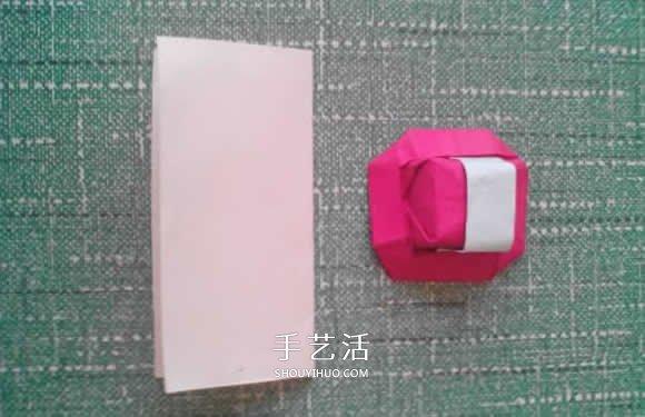简单小帽子的折纸方法 带帽檐帽子怎么折图解 -  www.shouyihuo.com