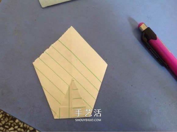 有创意纸盒/纸篮折纸图解 衬衫领带很可爱!