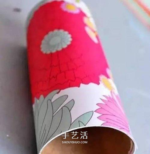 幼儿园猫头鹰小制作 卷纸筒和蛋糕纸巧利用 -  www.shouyihuo.com
