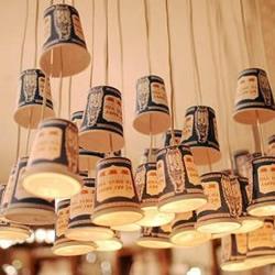 幼儿园纸杯吊饰手工制作 简单纸杯做吊饰的图片
