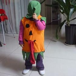 万圣节儿童服装DIY 简单万圣节服装自制方法