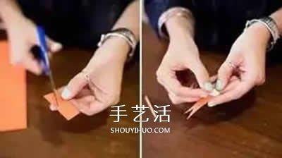 自制小盆栽的方法图解 简单铁罐子废物利用 -  www.shouyihuo.com