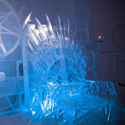 《冰与火之歌》冰屋旅馆 体验寒气刺骨铁王座
