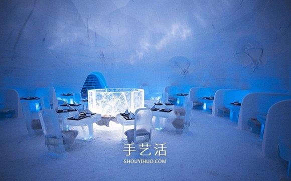 《冰与火之歌》冰屋旅馆 体验寒气刺骨铁王座 -  www.shouyihuo.com