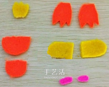 养乐多瓶子废物利用 手工制作卡通鸭子笔筒 -  www.shouyihuo.com