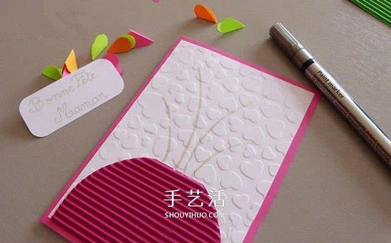 好看新年贺卡手工制作 春节里送出新年祝福
