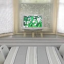 不要的画架废物利用 DIY改造电视架的方法
