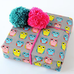 情人节包装装饰自己做!DIY温暖毛线球的做法