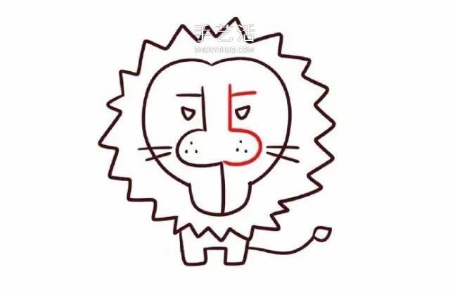 绘画艺术 简笔画 创意简笔画  有趣的数字简笔画,先写下阿拉伯数字1到图片