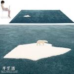 环保布艺地毯