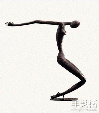 韓美林雕塑作品欣賞