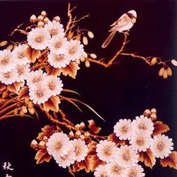 传统艺术:麦秸画(麦秆画)作品欣赏