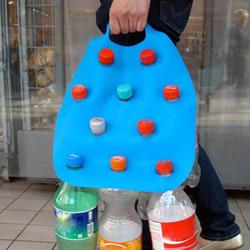 塑料瓶回收提手 让你方便环保