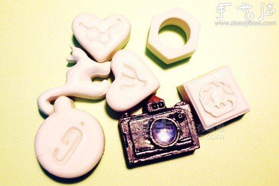 自制巧克力模具的方法 -  www.shouyihuo.com
