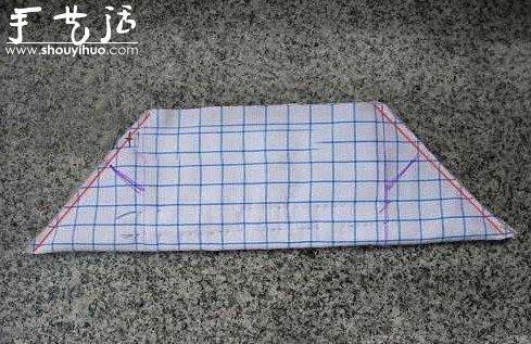 手工筆袋製作教程