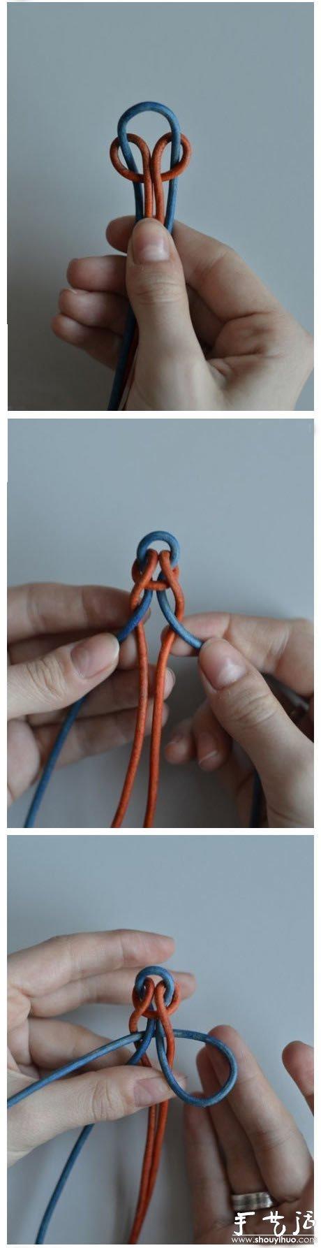 漂亮手鏈的手工製作方法