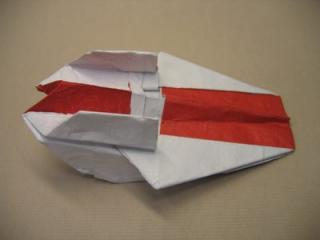 星球大戰角色摺紙作品