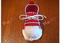 手工製作寶寶的布鞋教程