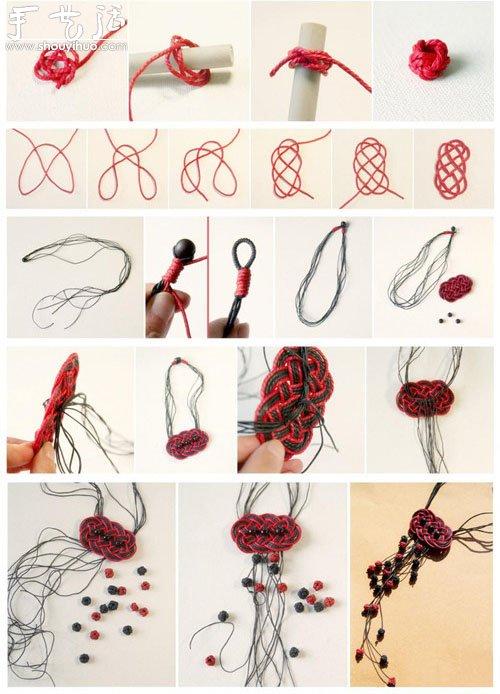 中國結的編織方法