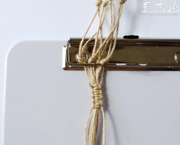 蛋壳废物利用DIY迷你盆栽的教程 -  www.shouyihuo.com