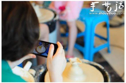 幼儿陶艺DIY 好玩又有趣 -  www.shouyihuo.com