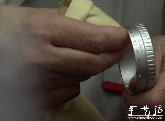徕卡爱马仕手工制作全程 -  www.shouyihuo.com