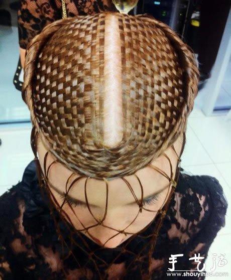 非主流簸箕头发型设计 -  www.shouyihuo.com