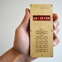 200美元 DIY属于自己的智能手机