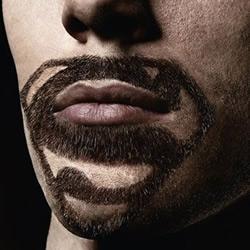 超级英雄胡子DIY