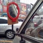 霸气的汽车后视镜