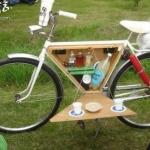 实用的自行车储藏柜设计