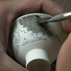 景德镇陶瓷手工制作流程