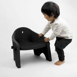可以DIY的小椅子 开发孩子动手能力