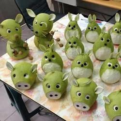 雪梨创意手工DIY可爱小动物