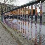 隐藏的街头涂鸦创意