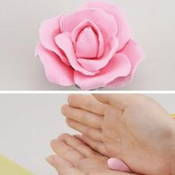 软陶制作牡丹花的教程