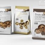 Fruto seco坚果类包装设计欣赏