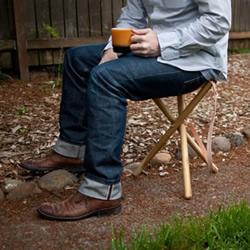 宜家风格三腿椅子DIY教程