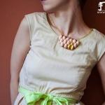 开心果壳DIY时尚项链的教程