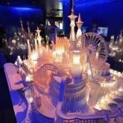 纸制城堡《海の上のお城》 制作历时4年