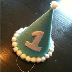 手把手教你DIY生日帽的方法