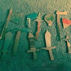 �盒裁剪制作【的18般兵器!