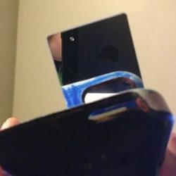 利用废弃相机反光镜 自制手机拍照取景器