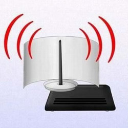 自制无线路由器信号放大器