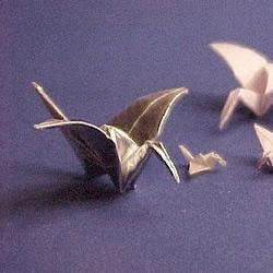 微型折纸作品欣赏