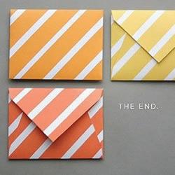 制作可爱信封的手工折纸教程