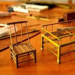 竹子DIY沙发椅的制作方法